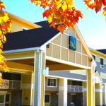 Fall Foliage at Quality Inn & Suites Maine Evergreen Hotel