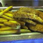 Chicken Planks And Fries