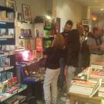 Una tarde maravillosa en la librería la Puerta de Tannhäuser