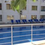 Hotel Palmera Kleopatra Beach Foto