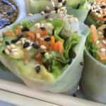 Vegan Namaste Rolls! Delicious!