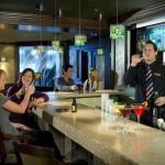 Watch some of the city's best bartenders at work
