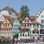 Casa alrededor del río Neckar