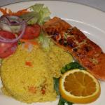 Bohemia Restaurant - Hackensack (Grilled Salmon Meal)