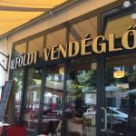 Photo de Restaurant Alföldi Vendéglő