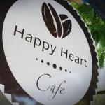 Happy Heart Cafe Logo