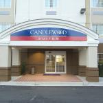 Candlewood Suites Bluffton/Hilton Head Entrance