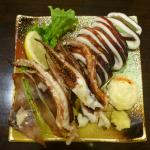 Ika Maruyaki (BBQ Squid)