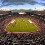 Sports Authority Field at Mile High Stadium - Denver Broncos Professional Football