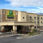 Welcome to Holiday Inn Express Salt Lake City South-Midvale