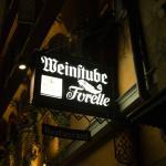 Weinstube Forelle Foto