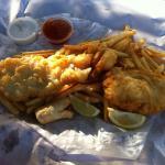 Frying Nemo Fish & Chips