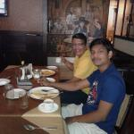 Breakfast with My Boss and Colleague