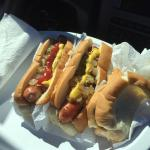 The BEST hotdogs ever