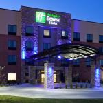 ‪Holiday Inn Express Hotel & Suites Fort Dodge‬