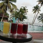 Refreshment @ Pool Side