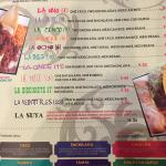Many great choices on the menu. Loved this Mexican restaurant.