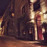 Our entrance on Mons. Luigi Vella Street