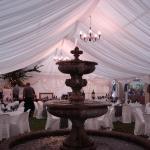 Venue for weddings - outside area