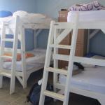 Mini stanza adiacente alla camerata, senza porta