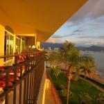 Balcony View Toward Vallarta