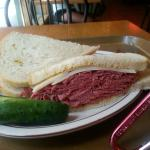 Corned Beef and Prov. Chz