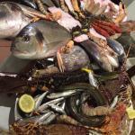Carrello del pesce