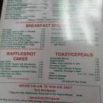 Breakfast has always been good here