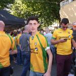 Donegal v Dublin August 2014 - Donegal fans.