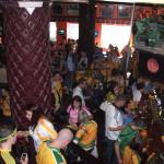 Interior view of bar. Donegal v Dublin August 2014