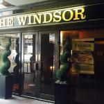 Windsor top entrance
