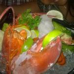 homard frais