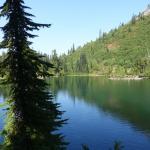 Snow Lake / Bench Lake Trail
