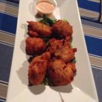 Extremely flavorful conchy conchy fritters ...highly recommended !!
