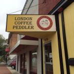 London Coffee Peddler