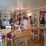 Beatons tea-rooms, Tisbury