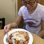 Fettucine with Sausage and Mushroom Sauce