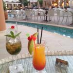 Exemples de cocktails et petits déjeuners