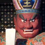 Statue of Enma King of the Underworld