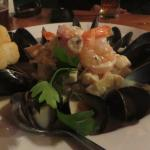 Admiral's Seafood Chowder