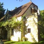 Le Moulin de Fresquet - deuxième bâtiment de chambres.