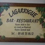 Photo de Restaurant Lagarrigue