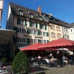 Hotel Rappen am Münsterplatz Foto