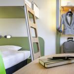 Hôtel Ibis Budget Lyon Est Chaponnay
