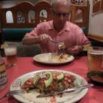Veggie Burritos & Seafood Tacos