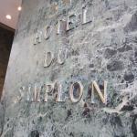 Photo de Hotel du Simplon