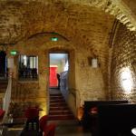 A XIII-XV Century cavern wine bar/restaurant
