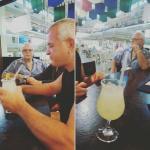 Excellent Cadillac Margaritas by Salvador