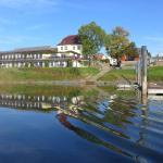 Elbterrassen zu Brambach Foto