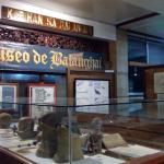 Museum inside Balanghai Hotel